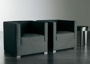 Petit fauteuil Belmondo