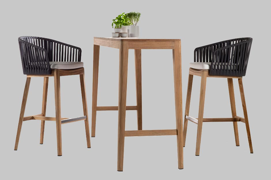 Nature home collection mood for Tabouret de bar exterieur