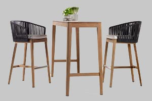 nature home collection tabourets de bar. Black Bedroom Furniture Sets. Home Design Ideas